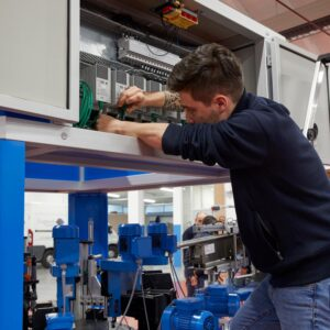 Development of Industrial Automation , Logitech Automazione
